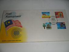 Malaysia 1983 Hari Komanwel commenwealth day fdc