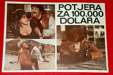 UN PAR DE ASESINOS 1970 GIANNI GARKO MARIA SILVA CHARLY BRAVO EXYU MOVIE PROGRAM