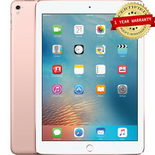 SIM Free Apple iPad Pro 9.7-Inch 128GB Unlocked Wi-Fi 4G/LTE Tablet - Rose Gold