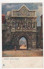 Norwich, Ethelbert Gateway, Tuck 799 Postcard, B034
