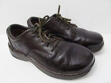 Red Wing Mens Brown Leather Oxford Lace Up Casual Shoe Size US 9 EU 42 Width EE