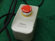 Mitutoyo CMM Emergency Stop Box P/N 960712