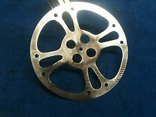 Plasma cut Movie Film Reel metal mancave/ Wall Decor