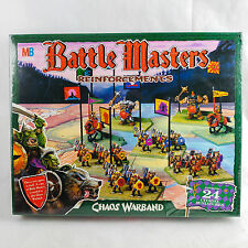 NEW & SEALED Battle Masters Reinforcements Chaos Warband Expansion MB 1992 GW