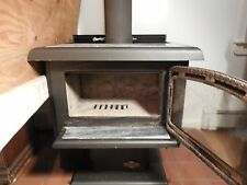 EARTH WOOD STOVE MARBLE TOP CATALYTIC