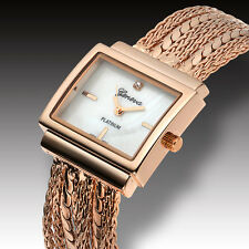 Geneva Platinum Elise Chain Ladies Watch
