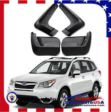 OE Style FOR 2014-2017 Subaru Forester Mud Flaps Splash Guard Fender Mudguard
