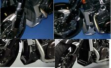 Yamaha V-Max 1700 'Ram-Air' Spoiler in Painted 2009 Black Colour Matched © '09