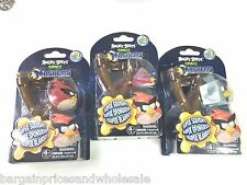 Angry Bird Space Mash'ems Twist'em & Squish'em Super Squishy Series 2