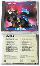 THE ROCK´N´ROLL ERA Rave On / Mike Berry With The Outlaws,... 1992 Time Life CD