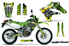 KAWASAKI KLX 250 Graphic Kit AMR Racing Decal Sticker Part 04-07 MHG