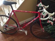 Museum Quality Raleigh Tecnium Competition Road Bike 57cm