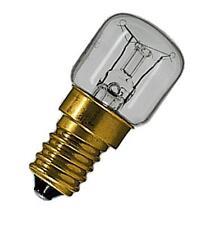 6x Sunlux Glühbirne Backofenlampe T22 E14 15W 300° #543