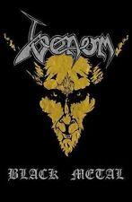 """Venom drapeau/drapeau """"black metal"""" posterflag"""