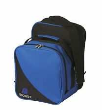 Ebonite Compact Single Blue/Black 1 Ball Bowling Bag