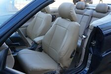 VOLVO C70 CONVERTIBLE 1999-2004 LEATHER-LIKE CUSTOM FIT SEAT COVER 13 COLORS