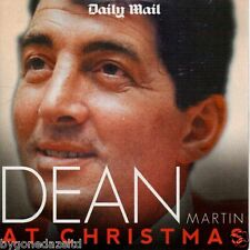 DEAN MARTIN AT CHRISTMAS DAILY MAIL 11 TRACK PROMO CD(FREE UK POST)