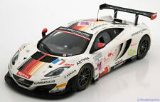 1:18 Minichamps McLaren 12C GT3 #11, 24h Spa 2013 ltd. 504 pcs.