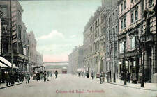 Portsmouth. Commercial Road by W.H.S. & S. in Castle Series.