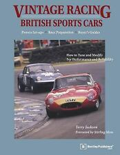 Vintage Racing British Sports Cars by Terry Jackson (1990, Paperback)