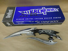 2001 Gil Hibben Scorpion Knife GH2009-A