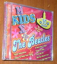 Sing The Hits of The Beatles by The Quality Kids - 15 Songs!  Brand New CD