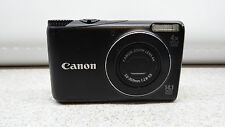 Canon PowerShot A2200 HD  -black- 14.1 Mp.4x Zoom - Free Shipping!