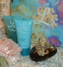 SET L Lolita Lempicka ~ Perfume ~ 1.7 oz/ 50 ml EDP Eau de Parfum & Lotion & Gel