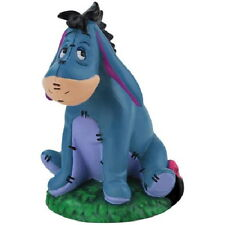 Walt Disney Winnie the Pooh, Eeyore Mini Ceramic Figurine with Base NEW UNUSED