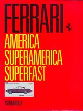 Ferrari America Superamerica Superfast out-of-print book