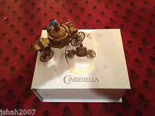 Disney Store Exclusive Cinderella Carriage Ornament Limited Edition NEW