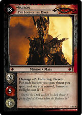 LOTR TCG Reflections 9R+48 Sauron The Lord Of The Rings Foil Card