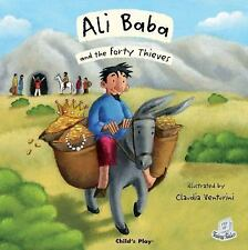 Ali Baba and the Forty Thieves Flip-Up Fairy Tales