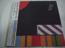 PINK FLOYD-The Final Cut JAPAN Mini LP CD w/OBI Roger Waters David Gilmour