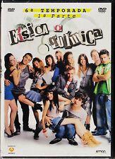 FISICA O QUIMICA: 6ª temporada, 1ª parte. Comedia dramática juvenil española.