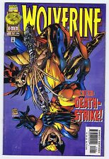 WOLVERINE #114 - June 1997 Issue - Larry Hama, Leinil Francis Yu - VF/NM