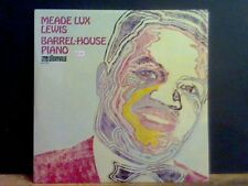 MEADE LUX LEWIS  Barrel-House Piano  LP   Lovely copy !!