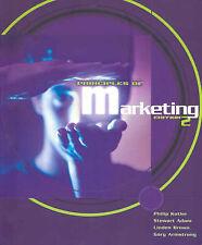 Principles Of Marketing 2e By Philip Kotler, Gary Armstrong, Adam & Brown