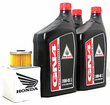 2006 HONDA TRX500FE,FM FOREMAN 4X4 ES/FOURTRAX FOREMAN OIL CHANGE KIT