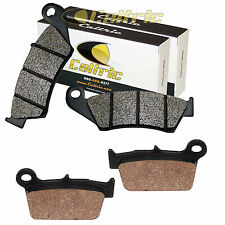 FRONT & REAR BRAKE PADS YAMAHA YZ125 YZ250 YZ250F YZ450F Competition 2003-2007