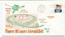1973 Pioneer 10 Leaves Asteroid Belt Cape Canaveral First Craft Traverse NASA US