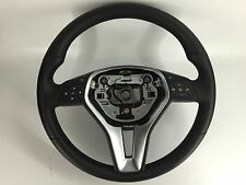 Mercedes E C CLS W218 W212 W204 W207 Steering wheel SPORT LIKE NEW