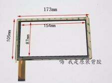"Touch Screen Digitizer for 7"" Irola Superpad YeahPad ZeePad Android MID  zhang08"