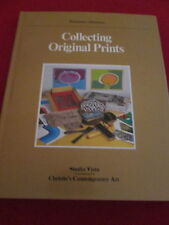 COLLECTING ORIGINAL PRINTS - ROSEMARY SIMMONS - HB BOOK