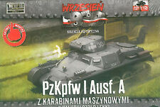 First to Fight 002 - Panzerkampfwagen I Ausf. A 1/72