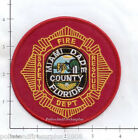 Florida - Miami Dade County FL Fire Dept Patch