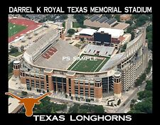 Texas Longhorns - DARREL ROYAL STADIUM - Flexible Fridge Magnet
