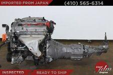 JDM Mazda Miata 1.6L B6ZE Engine 5 Speed Manual Transmission B6 Mx5 MX-5 B6-ZE