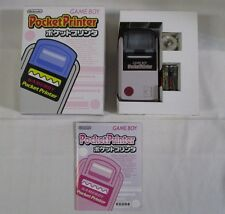 GB -- Pocket Printer -- New!! Box. Game Boy, JAPAN Game Nintendo. 19657
