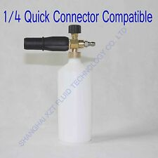 "Pressure Washer Jet Wash 1/4"" Quick Release snow foam lance,car cleaner foam"